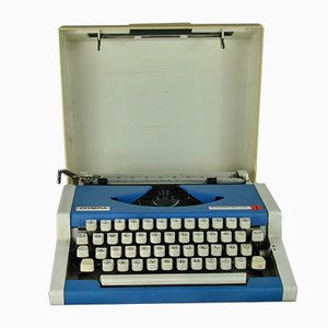 Traveler Typewriter from Olympia, 1970s