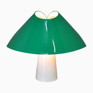 Italian Model Monaca Table Lamp from Selenova, 1970s