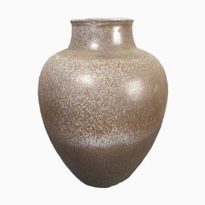 Vase en Céramique par Fridgart Glatzle pour Karlsruher Majolika, 1956