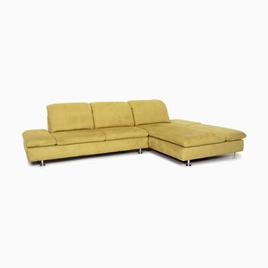 Green Fabric Select Venus Plus Corner Sofa from Willi Schillig