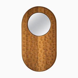 Specchio Boomerang di Rectangle Studio