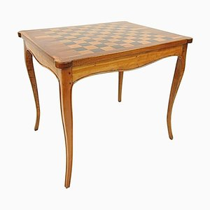 Louis XV Game Table Table Tric Trac