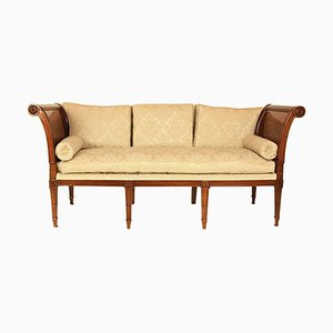 Antique Louis XVI Daybed in the Style of Georges Jacob