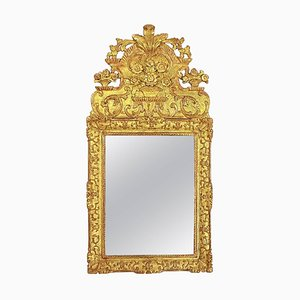 Early 18th Century Regency Giltwood Mirror
