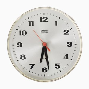 Quartz Wall Clock from Ultralux, 1960s