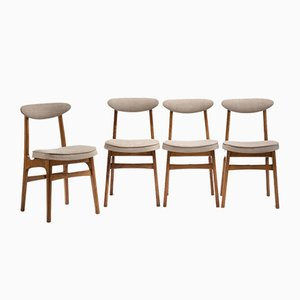 Type 200-190 Chairs by R. T. Halas, 1960s, Set of 4