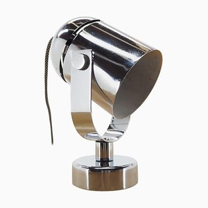 Mid-Century Chrome Combi Lux Table Lamp by Stanislav Indra for Lidokov, 1970s