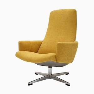 Mid-Century Swedish Swivel Chair, 1960s
