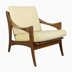 Mid-Century Lounge Chair from De Ster Gelderland, 1950s
