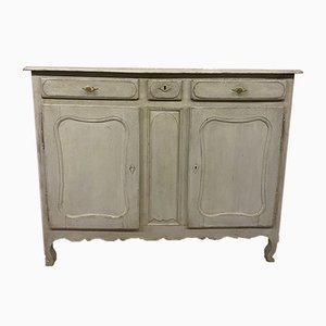 Antique French Oak Two-Door Buffet