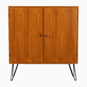 Teak Veneer Chest of Drawers, 1950s