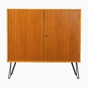 Walnut Veneer Chest of Drawers, 1950s