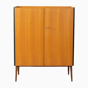 Ash Veneer Chest of Drawers, 1950s