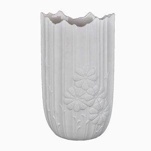 Deutsche Floral Decor Vase von Kaiser, 1960er