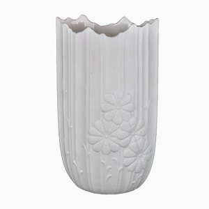 German Floral Decor Vase from Kaiser, 1960s