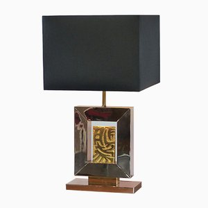 Table Lamp from Maison Baguès, 1970s