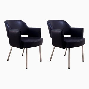Deauville Armchairs by Marc and Pierre Simon for Airborne, 1960s, Set of 2