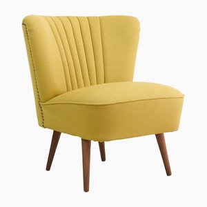 Iconic Mustard Sky Club Chair