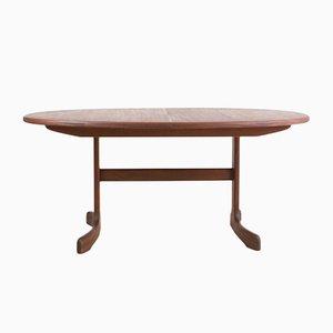 Table de Salle à Manger Restored en Teck de G-Plan