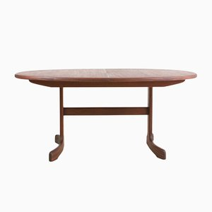 Tavolo da pranzo allungabile in teak di G-Plan