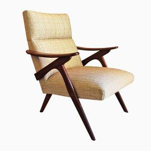 Danish Teak Armchair, 1960s