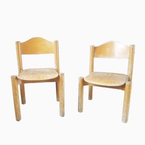 Childrens Chairs from Hiller, 1960s, Set of 2