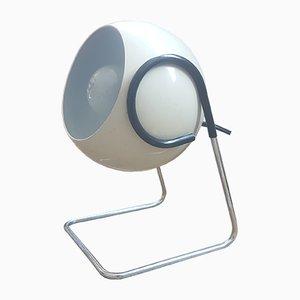 Lampe de Bureau Boule Space Age, 1960s