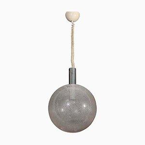 Italienische Mid-Century Modell Sfera Deckenlampe von Tobia Scarpa für Flos, 1960er
