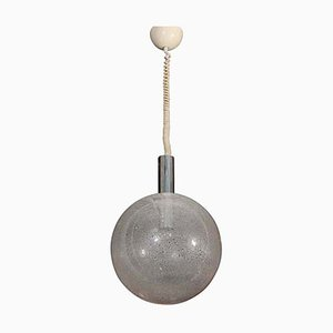 Mid-Century Italian Model Sfera Ceiling Lamp by Tobia Scarpa for Flos, 1960s