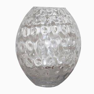 Vaso grande antico di Adolf Meyr per Nephew Dekor Meteor di Koloman Moser