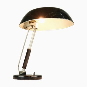 Vintage Bauhaus Table Lamp by Karl Trabert for Schaco, 1930s