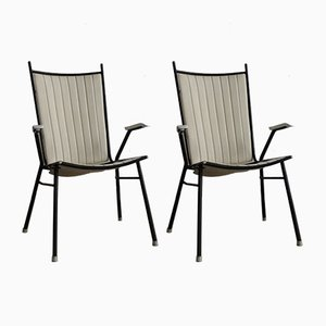 Vintage Garden Chairs, 1960s, Set of 2