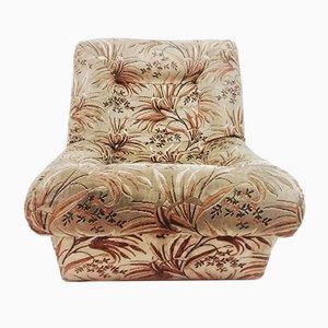 Italienisches Modulares Vintage Sofa mit Blumendruck, 1970er, 2er Set