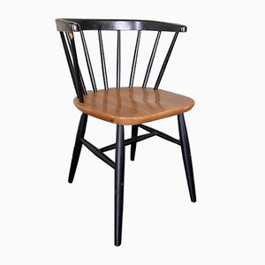 Vintage Spindle Chair von Ilmari Tapiovaara, 1950er