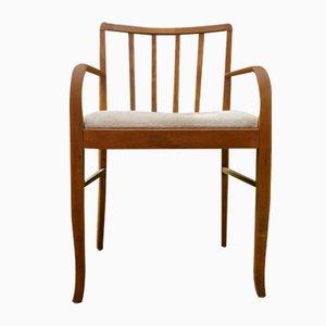 Vintage Danish Armchair in the Style of Kaare Klint