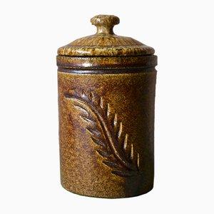 Ceramic Pot from Accolay, 1960s