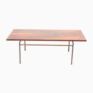 Mid-Century Danish Rosewood Coffee Table by Poul Nørreklit, 1950s