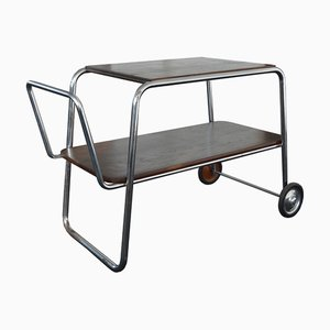 Serving Cart by Robert Slezak for Kovona, 1940s