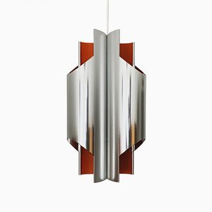 Danish Pendant Lamp by Bent Karlby for Lyfa, 1960s