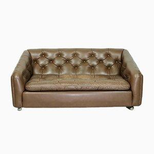 Vintage Modell C610 Sofa von Geoffrey Harcourt für Artifort, 1970er