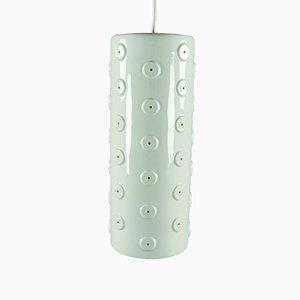 Mid-Century Porcelain Pendant Lamp