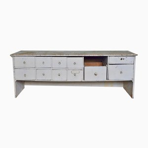 Antique Sideboard with Drawers