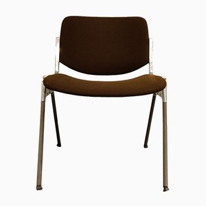 Chaise de Salon Modèle DSC 106 Vintage par Giancarlo Piretti pour Castelli / Anonima Castelli, 1970s