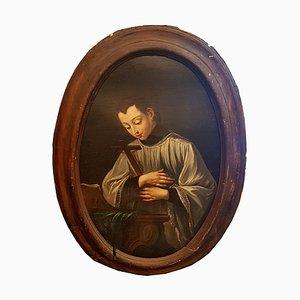 Pittura Raffigurazione Di San Luigi, XVIII secolo