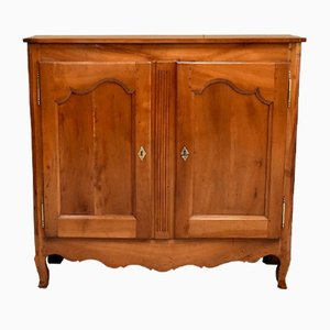 19th Century Louis XV Style Solid Cherry Buffet