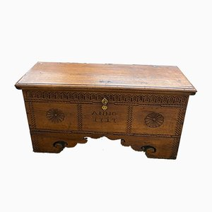 18th Century Wooden Chest