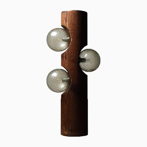 Sculptural Table Lamp from Temde, 1960s