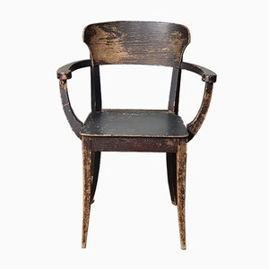 Antique Art Nouveau Armchair by Richard Riemerschmid