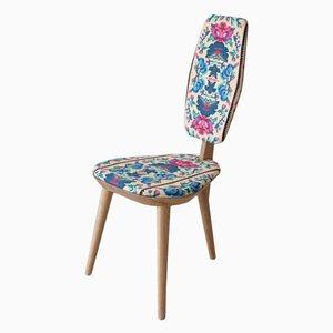Sedia Lana in legno naturale di Photoliu