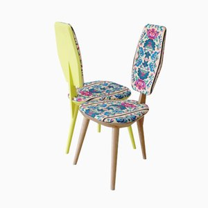 Chaise Lana Couleur Citron Vert de Photoliu